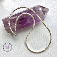 Potato Pearl Choker Necklace